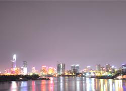 Sài Gòn lộng lẫy sắc màu