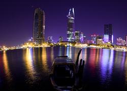 Đêm Sài Gòn huyền ảo