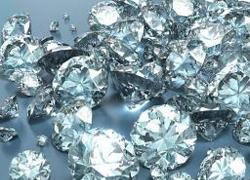 Núi kim cương khổng lồ dưới đất tại Nga