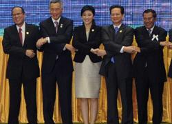 Hội nghị cấp cao ASEAN khai mạc