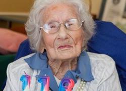 Người già nhất thế giới qua đời ở tuổi 116