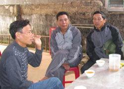 Phút lâm nạn của 9 người Việt tại Lào