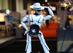 Robot Việt Nam thu hút truyền thông Mỹ