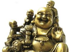 Phật Di Lặc - biểu tượng tuyệt đối của hạnh phúc