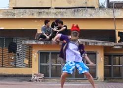 Điệu nhảy Harlem Shake thách thức Gangnam Style