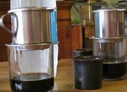 'Cà phê Việt không ngon vì pha bằng phin'