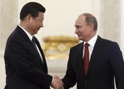 Putin: Quan hệ Nga - Trung có tầm vóc toàn cầu
