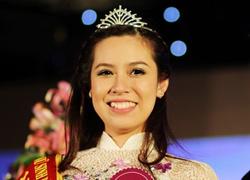 Nữ sinh 'hóa' thiên nga giành Hoa khôi Báo chí