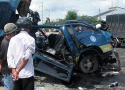 Tài xế gây tai nạn làm 6 người tử vong bị bắt