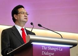 Bài phát biểu của Thủ tướng tại Đối thoại Shangri-La