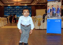 Việt Nam có 1,2 triệu trẻ em khuyết tật