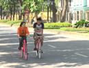 Giới trẻ Hà Thành đam mê xe đạp không phanh