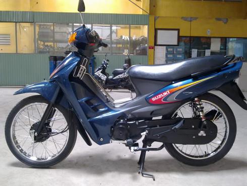 Suzuki Viva là một huyền thoại tại Việt Nam.