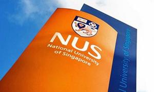 Điều kiện xét hồ sơ vào Đại học NUS, Singapore