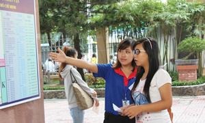 Hơn 600.000 thí sinh dự thi đại học đợt 2