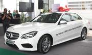 Mercedes E-class mới có giá từ 1,9 tỷ đồng