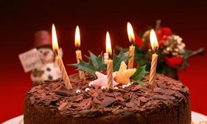 Hát 'Happy Birthday' giúp bữa ăn thú vị hơn