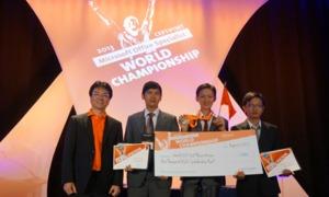 VN giành huy chương đồng cuộc thi tin học thế giới
