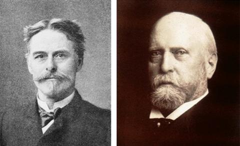 Othniel Charles Marsh vs. Edward Drinker Cope
