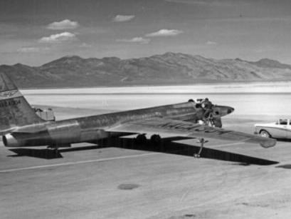 Một máy bay U-2 chuẩn bị cất cánh   Ảnh: NSI