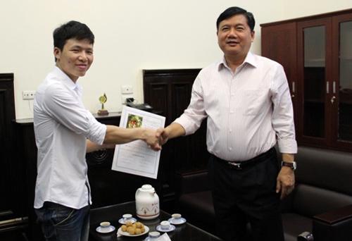Bộ trưởng Đinh La Thăng quyết định nhận thủ khoa tốt nghiệp ĐH GTVT năm nay về Viện Khoa học công nghệ GTVT