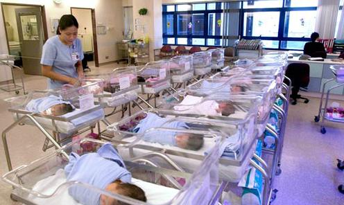 Nhiều phụ nữ Đài Loangác lại một bên trách nhiệmlàm mẹđể theo đuổi sự nghiệp. Ảnh minh họa: ST