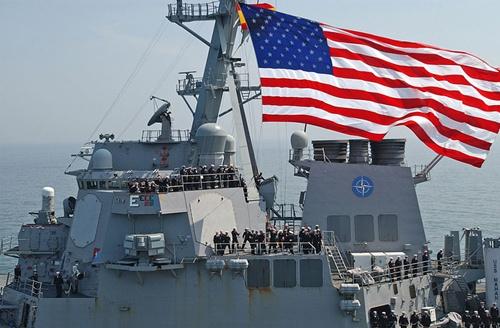 USS Mahan (DDG-72) là tàu khu trục lớp Arleigh Burke nhập biên chế năm 1998.