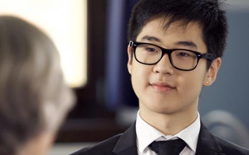 Ảnh: Kim Han-sol, cháu trai của nhà lãnh đạo Triều Tiên, sẽ theo học một trường hạng sang ở Pháp trong tháng tới.