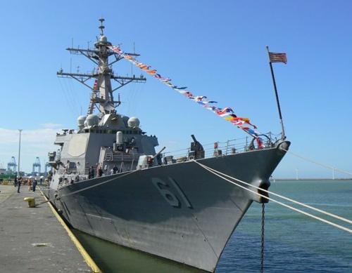 Khu trục hạm USS Ramage (DDG-61)