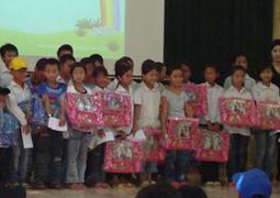 Quỹ 500 triệu đồng giúp trẻ em nghèo thực hiện ước mơ
