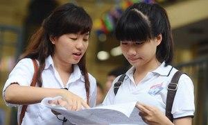 Nhiều trường ĐH ở TP HCM công bố điểm chuẩn NV2