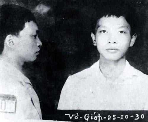 Võ Nguyên Giáp sinh ngày 25.8.1911 ở làng An Xá, xã Lộc Thủy, huyện Lệ Thủy, tỉnh Quảng Bình trong một gia đình nhà nho.