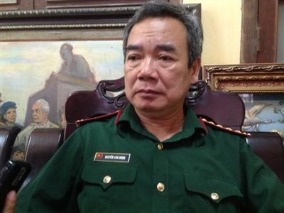Đại tá Nguyễn Văn Nhựa, bác sĩ riêng của Đại tướng Võ Nguyên Giáp.