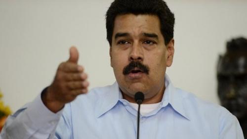 Tổng thống VenezuelaNicolás Maduro
