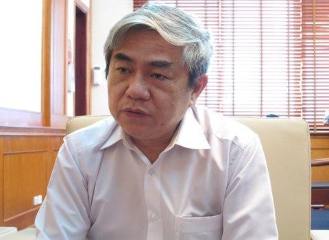 Bộ trưởng Nguyễn Quân. Ảnh: P.V