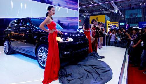 Công ty CP Ô Tô Anh Quốc  đại lý chính hãng tại Việt Nam đem đến 3 mẫu mới nhất của hãng: , Ngoài mẫu xe đình đám Range Rover Sport vừa mới ra mắt