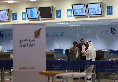 Hãng hàng không giá rẻ Kuwait, Jazeera Airways cho biết sẽ bắt đầu thực hiện các chuyến bay hàng ngày tới phi trường này từ ngày 31/10, còn hãng Gulf Air của Bahrain khai thác lộ trình mới vào 8/12. Ảnh: AFP.
