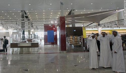 Al Maktoum mở cửa đón các chuyến bay chở hàng từ năm 2010.