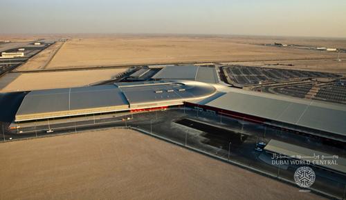 Khi hoàn thành, Al Maktoum sẽ có 5 đường băng