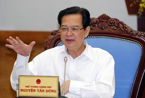 Thủ tướng Chính phủ yêu cầu huy động mọi biện pháp và lực lượng tốt nhất để giảm thiệt hại về người trong cơn bão Haiyan. Ảnh: Anh Bắc.