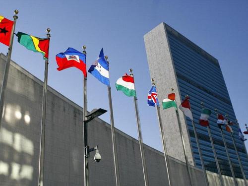 Trụ sở Liên hợp quốc tại New York
