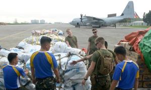 Viện trợ của Trung Quốc cho Philippines gây tranh cãi