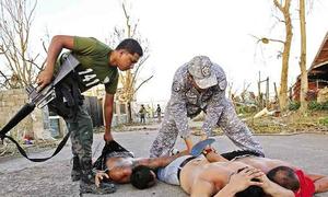 Philippines truy lùng 141 tù nhân vượt ngục