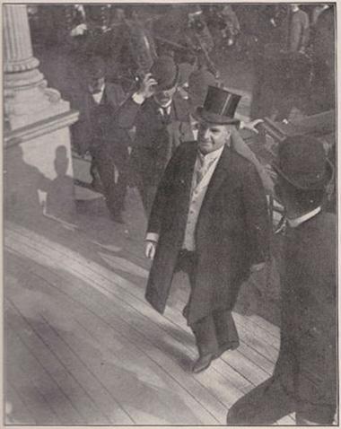 McKinley ít phút khi vụ ám sát xảy ra. Ảnh: Wikipedia.