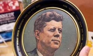Người Mỹ nhớ cố tổng thống Kennedy