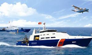 Việt-Trung lập Nhóm bàn bạc hợp tác phát triển biển