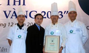 3 tỷ đồng tôn vinh đầu bếp Việt