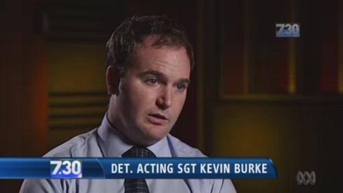 Cảnh sát Kevin Burkeđề nghị Bộ Nhập cư Australia xem xét cả tính nghiêm trọng của vụ hành hung khi cân nhắc gia hạn thêm visa cho anh