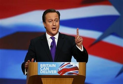 Thủ tướng Anh David Cameron sinh ngày 9/10/1966.David Cameron học liên ngành triết học, chính trị học và kinh tế học ở Đại học Oxford và được trao bằng sinh viên ưu tú hạng nhất.