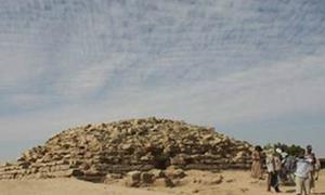 Kim tự tháp 4.600 năm tuổi ở Ai Cập